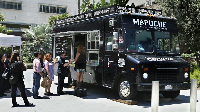 The Mapuche Native Argentinian Food truck will soon have a new home in front of a Mapuche coffee sho
