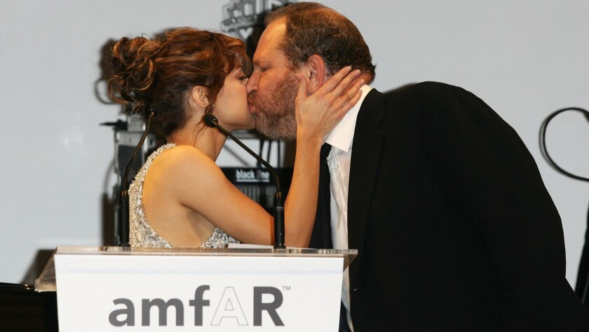 7aa47bdbcba The first Cannes Film Festival after Harvey Weinstein's downfall ...