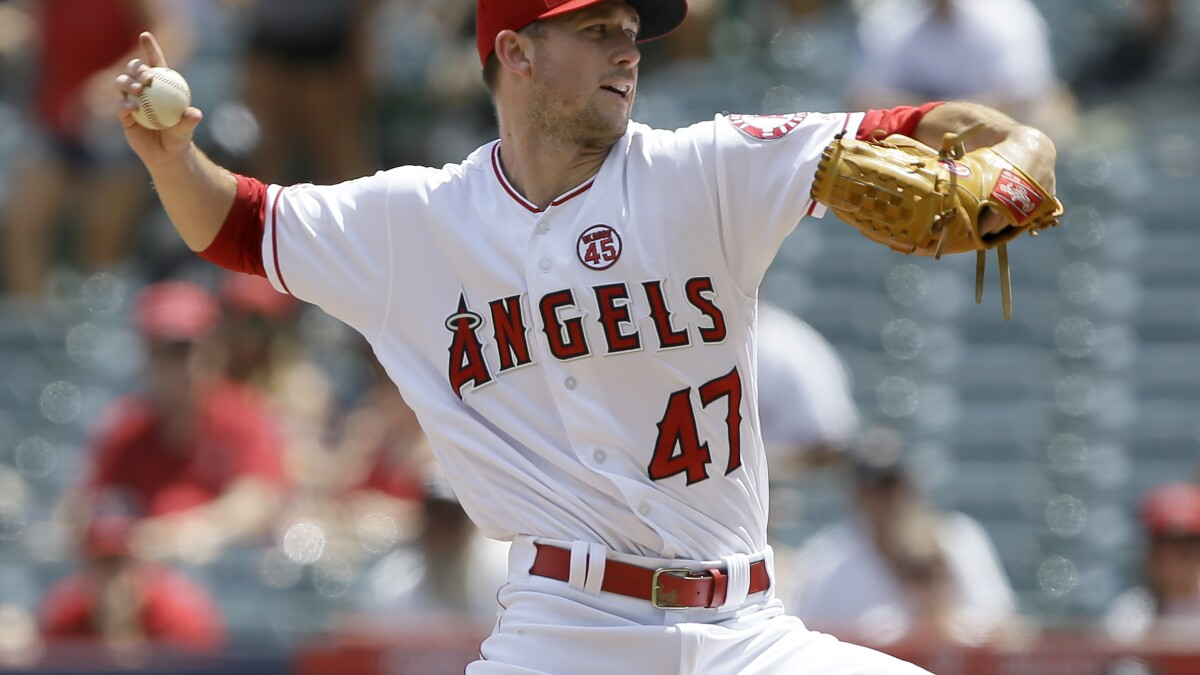 Griffin Canning puts in fine start as Angels beat White Sox