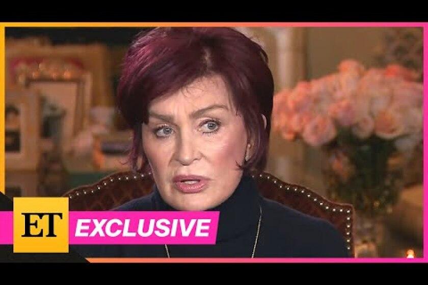 Amid Sharon Osbourne Drama Sheryl Underwood Feels Support Los Angeles Times
