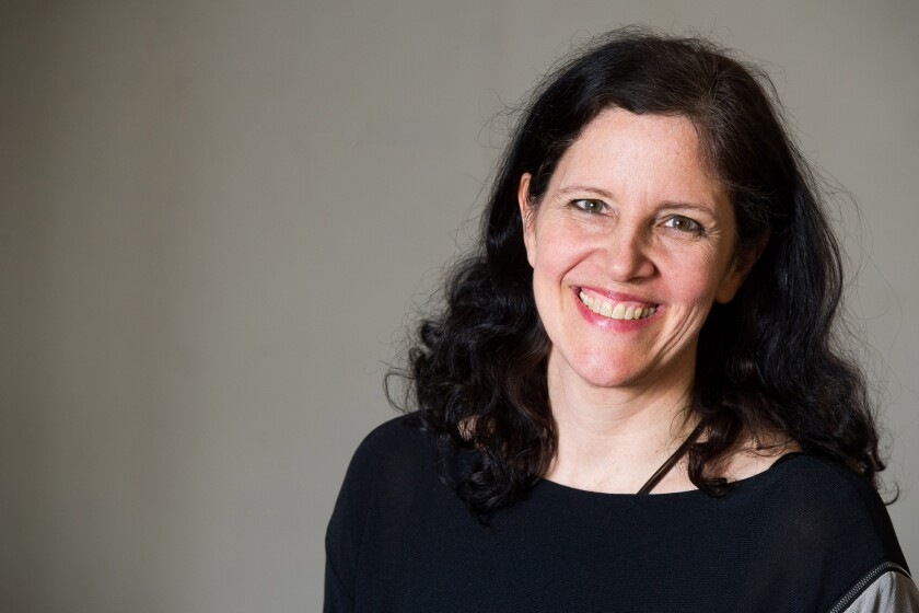 "Laura Poitras, director of ""Citizenfour,"" which premiered at the New York Film Festival on Friday."