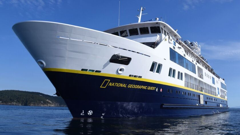 Stateroom prices on the National Geographic Quest start at $5,890 per person, double occupancy.