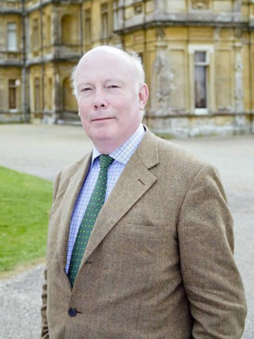 "WRITER: Julian Fellowes' ""Downton Abbey"" premieres Sunday on PBS."