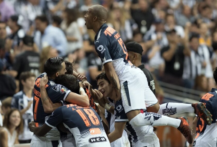 El super líder del Apertura, Monterrey, enfrentará al Atlas en la liguilla