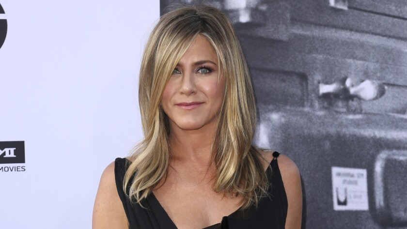 Jennifer Aniston finally joins Instagram — and briefly breaks it