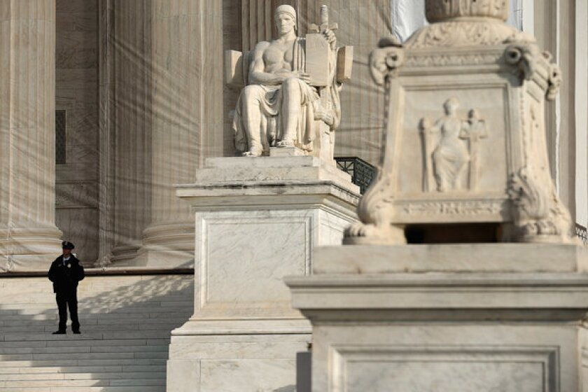 Supreme Court delays decision on taking up gay marriage cases