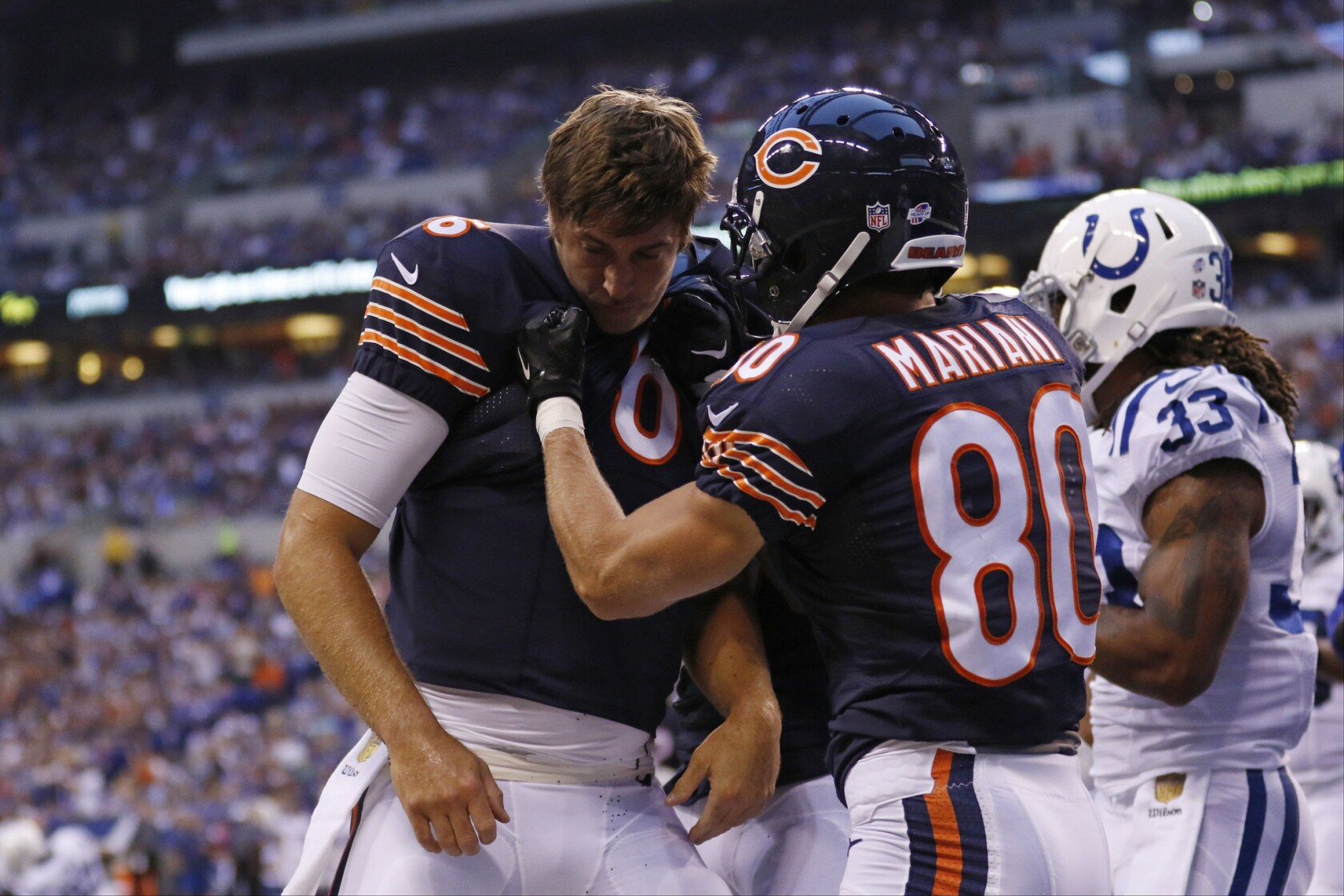 b1eafe61 10 thoughts on Bears' 23-11 win over Colts - Los Angeles Times