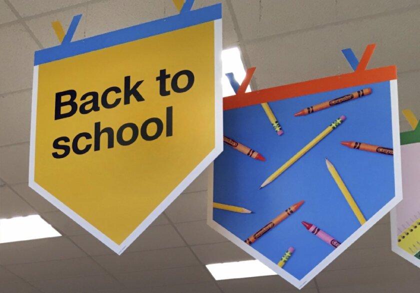 Regreso a escuela