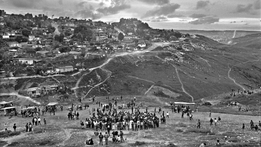 """The Soccer Field,"" San Diego County's legendary gathering place where undocumented immigrants mingl"