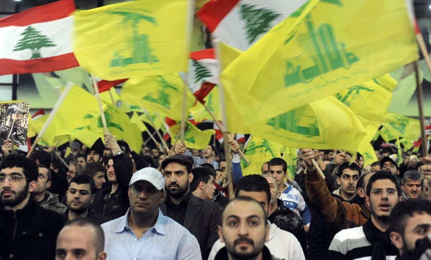 Hezbollah fighters reported killed in clashes with Syrian rebels