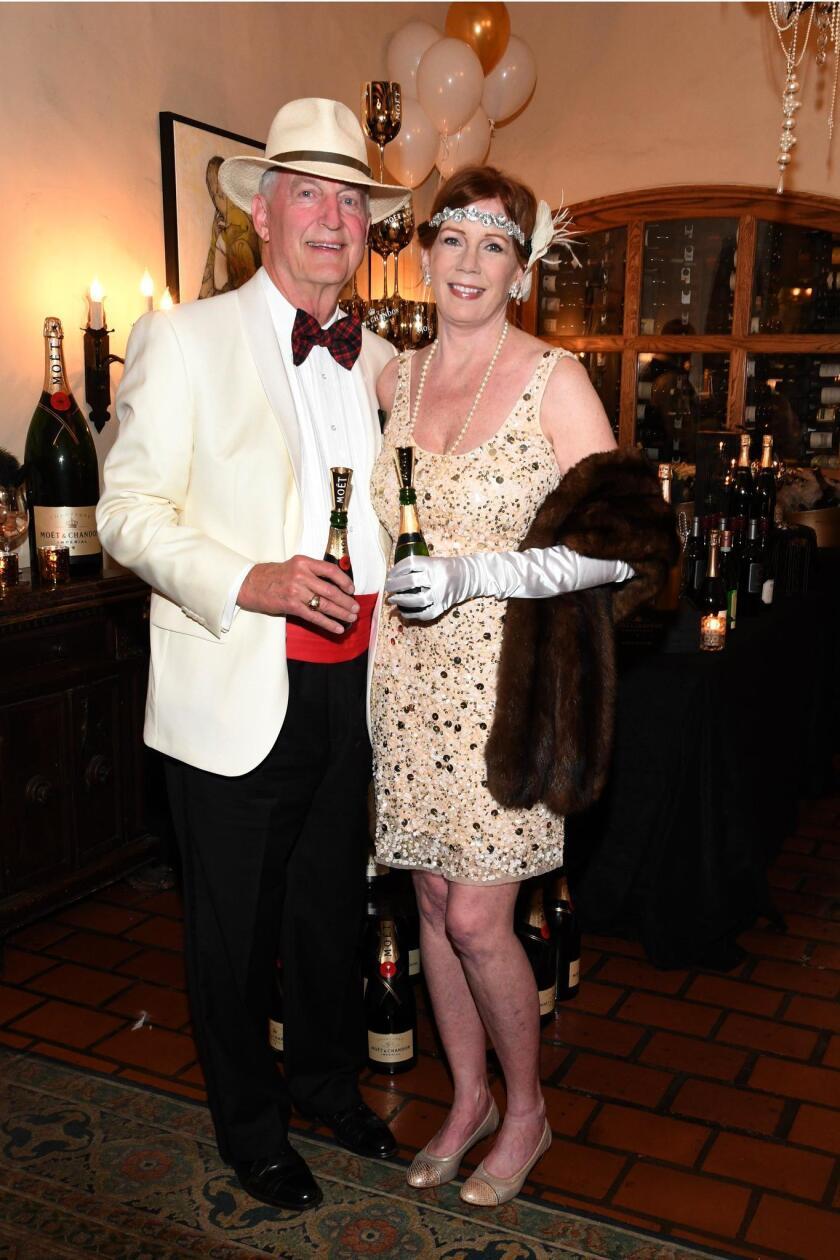 Bruce Bailey and Gail Ruff Bailey