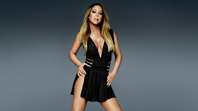 """Mariah Carey will release """"Mariah Carey #1 to Infinity"""" on May 18th through Epic Records/Columbia Records/Sony Legacy."""