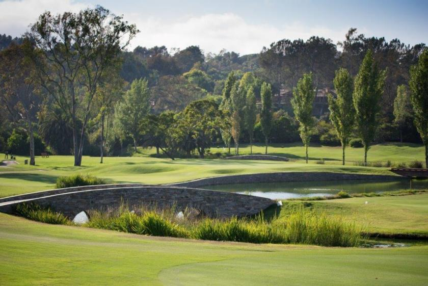The Rancho Santa Fe Golf Club is weathering the pandemic with increased play and memberships.
