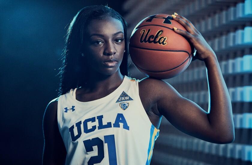 UCLA's Michaela Onyenwere.