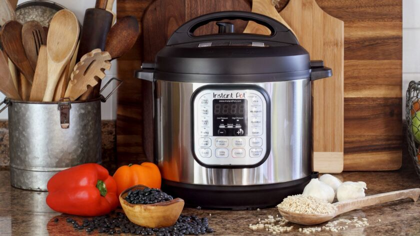 Instant Pot cookers have attracted a die-hard following of home chefs in recent years.