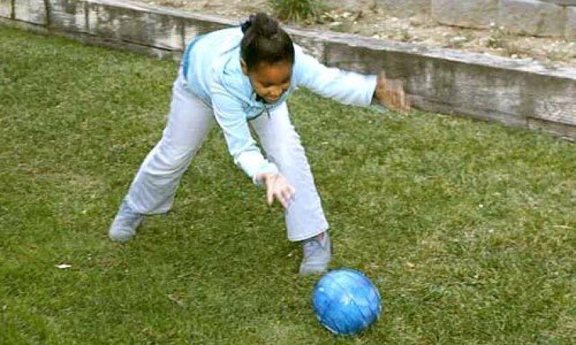A kick