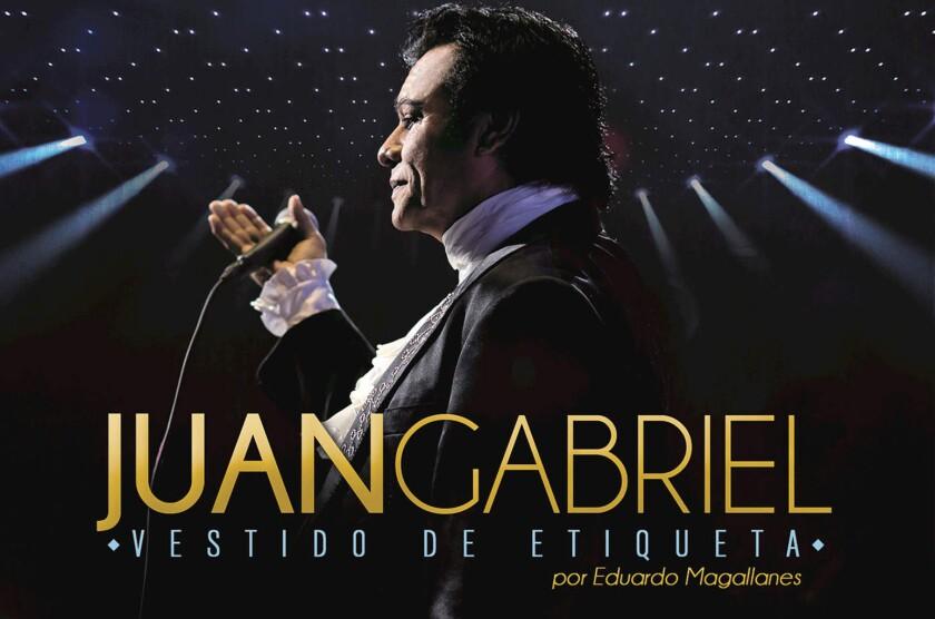 """Hoy Los Ángeles y Universal Music te regalan la última producción de Juan Gabriel. Entra en el concurso para la posibilidad de ganar su último CD doble """"Vestido de etiqueta"""" o la edición de lujo de CD/DVD de """"Los Dúos 2""""."""
