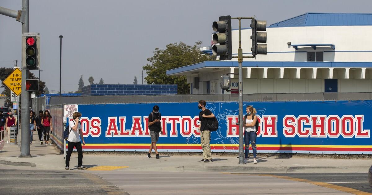 Los Alamitos school board approves controversial social justice teaching standards