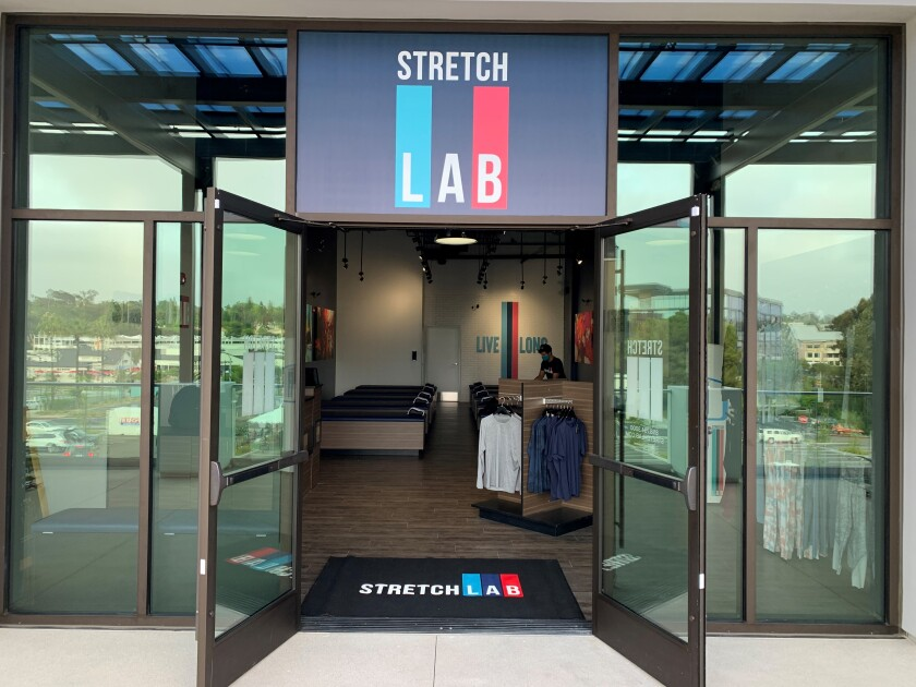 StretchLab opens in Del Mar Highlands Town Center.