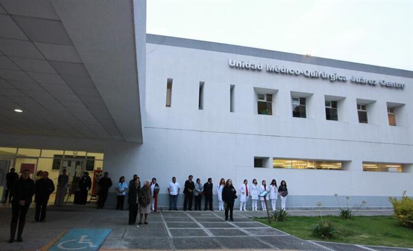 Vista general del hospital Juárez en Ciudad de México (México). EFE/Archivo