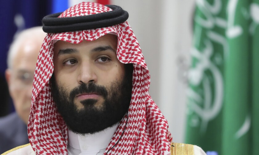 What's on TV Tuesday: 'Frontline: The Crown Prince of Saudi Arabia' on PBS