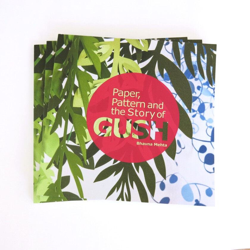 Paper, Pattern, and the Story of Gush, $15