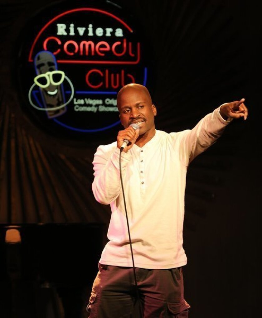 Las Vegas: Comedians go for laughs in contest for club contract