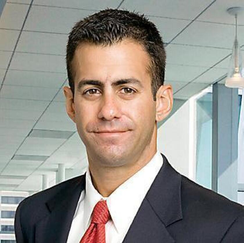 Derek Anthony is vice president and manager of Charles Schwab's La Jolla and Rancho Bernardo branches. Charles Schwab offices are at 7777 Fay Ave., Suite 105, in La Jolla. (858) 551-6315. schwab.com