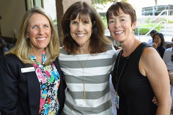 Julie Union, Kathy Stamer, Patti Malmuth