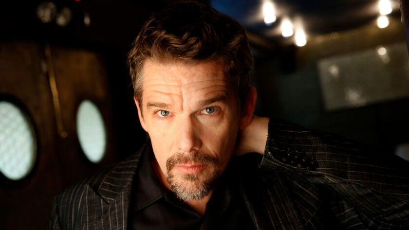 Ethan Hawke is in a particularly prolific moment of his career, as an actor and as a director.