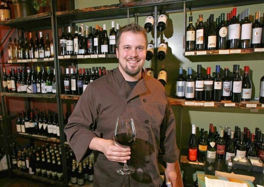 Chef and owner Mark McDonald of the Old Vine Cafe will be hosting a culinary course and tour to Italy in January.