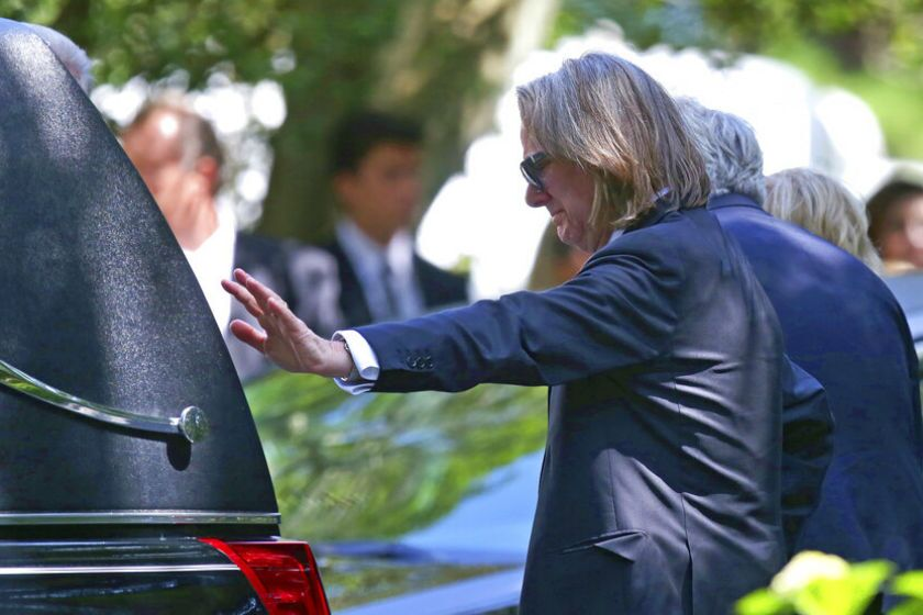 Saoirse Kennedy Hill Funeral