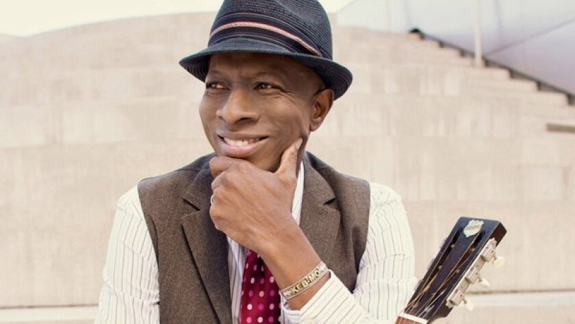 Keb Mo performs Monday at Humphreys Concerts by the Bay in San Diego, where he headlines a fundraiser for Scripps Health cancer survivors. He also performs one day earlier, Sunday at the Doheny Blues Festival in Dana Point.