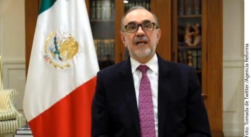 El Presidente Enrique Peña Nieto designar· a Gerónimo Gutiérrez Fernández como Embajador de México en Washington, en sustitución de Carlos Sada Solana, a una semana de que Donald Trump tome posesión como Presidente de Estados Unidos.