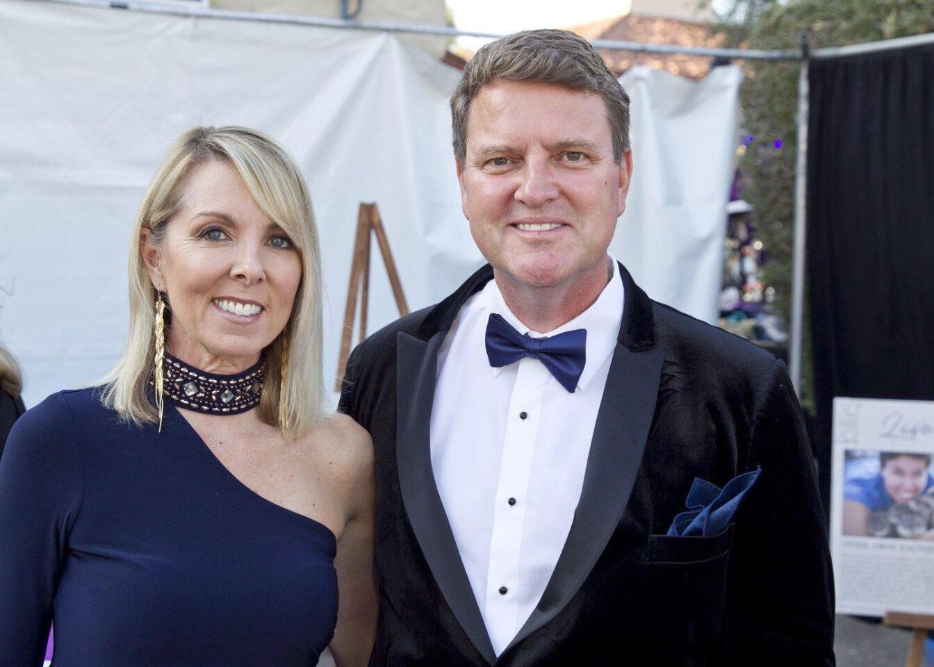 Melissa and Jeffrey Dodds