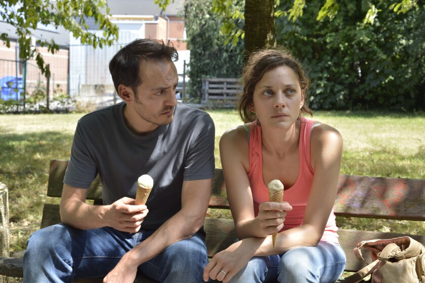 Review: 'Two Days, One Night' has Marion Cotillard at her best