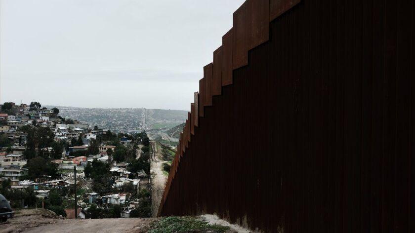 Border Wall Remains Focus Of U.S. Government Shutdown Negotiations