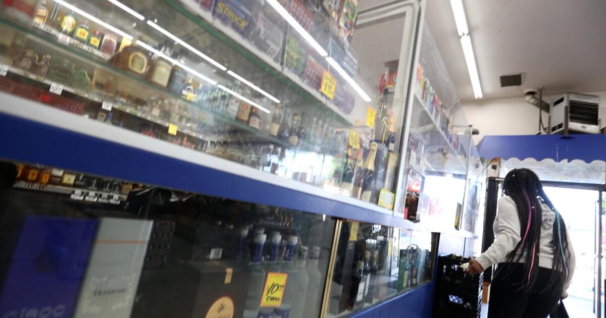 www.latimes.com: Korean liquor store. Black neighborhood. A quarter-century after the riots, misgivings still run deep