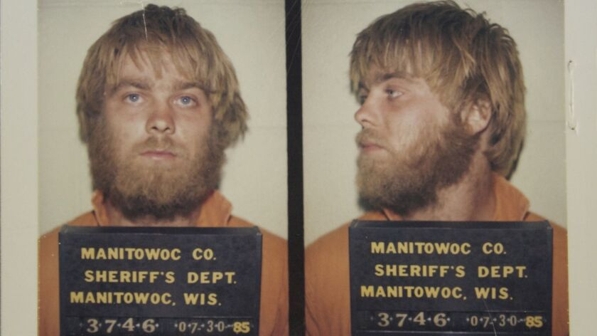 Making A Murderer -- Steven Avery's booking photo. Filmed over a 10-year period, Making a Murderer i