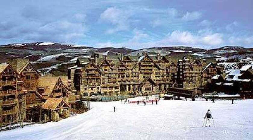Ritz-Carlton Bachelor Gulch, modeled after national park lodges, sits at the base of Beaver Creek Mountain, where some of Colorado's finest powder-filled slopes meet meticulously appointed accommodations.