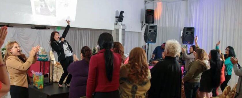 Mujeres Emprendedoras Intercambian Conocimientos San Diego