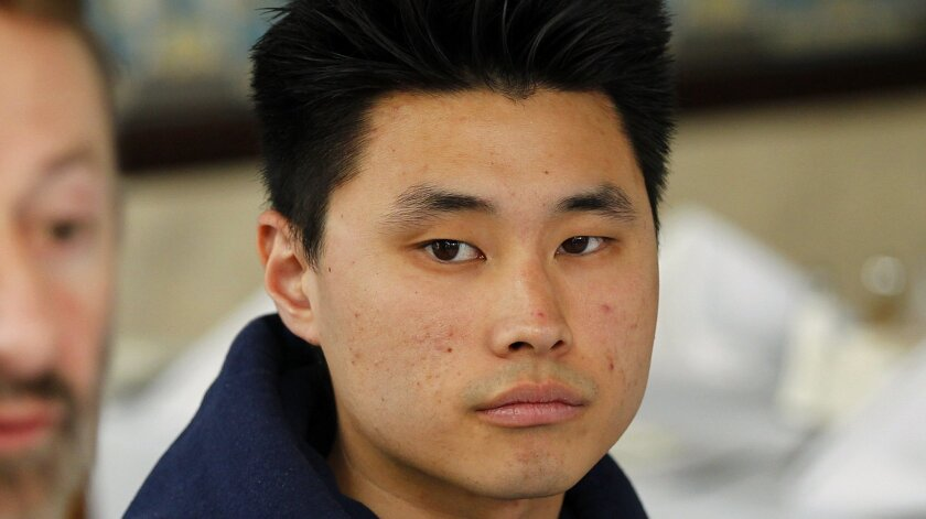 Daniel Chong, a UCSD engineering student, says he was left for five days in a DEA holding cell with no food, water or toilet.