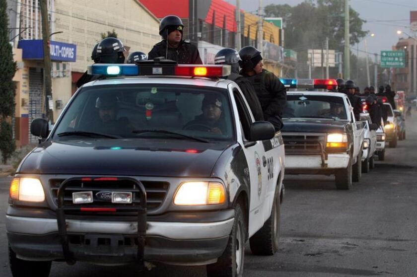 Las autoridades de seguridad pública y la Fiscalía han dado inicio a las investigaciones del caso. EFE/Archivo