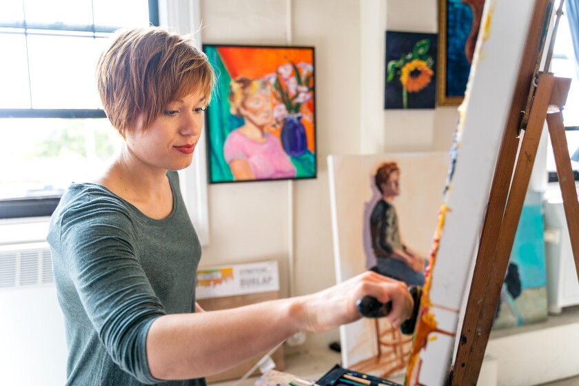 Businesses in the Liberty Station Arts District offer many virtual summer camps.