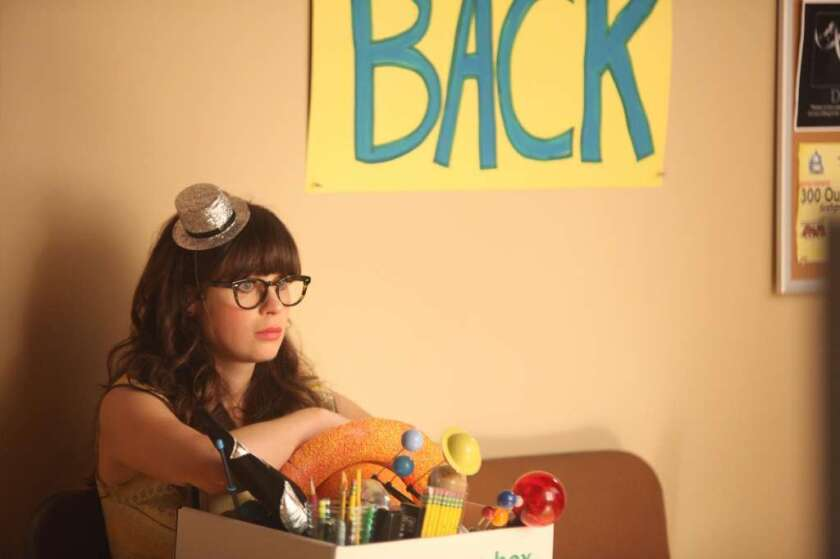 """New Girl"" is one of the many programs featured on Hulu."