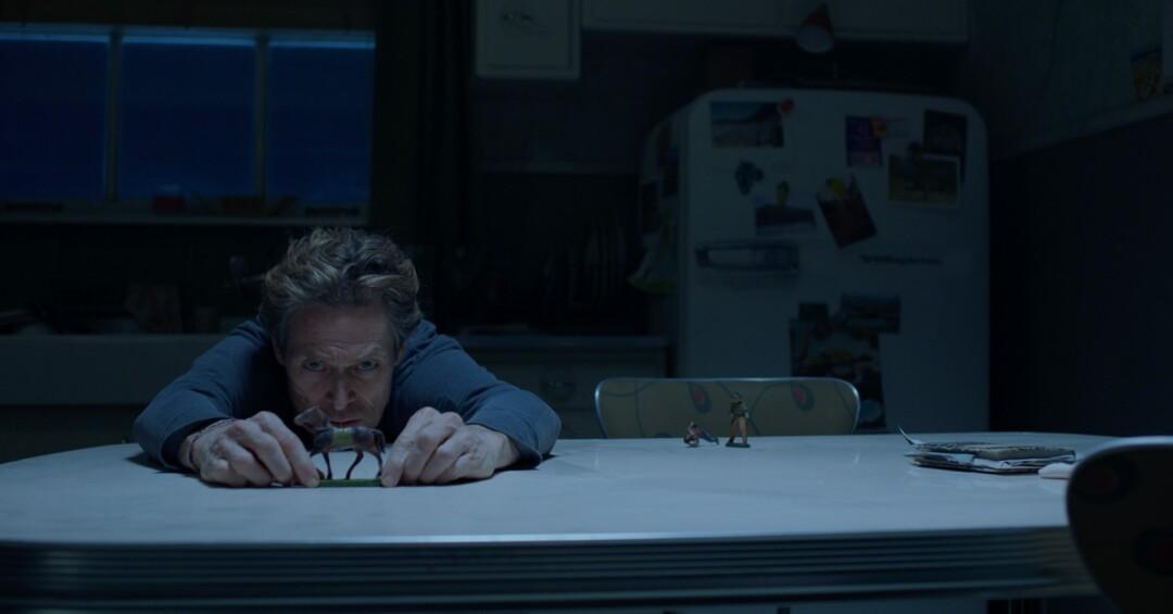 Otro momento del filme de Abel Ferrara.