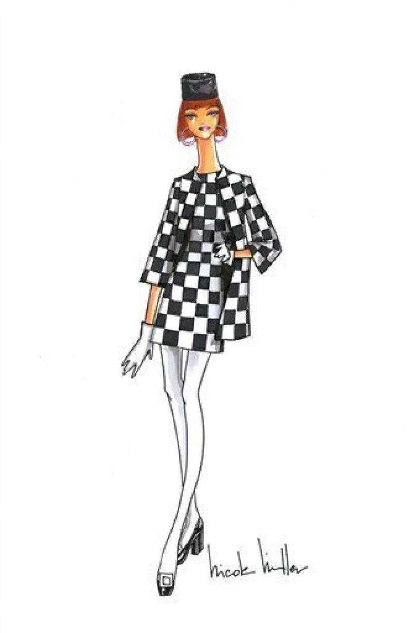 Fashion World S Birthday Gift To Barbie 50 Frocks The San Diego Union Tribune