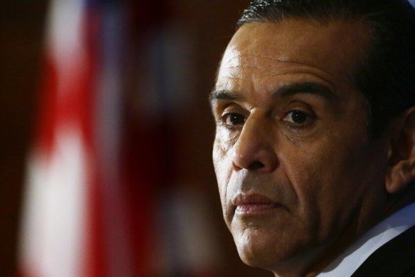 Former L.A. Mayor Antonio Villaraigosa joins Herbalife as advisor