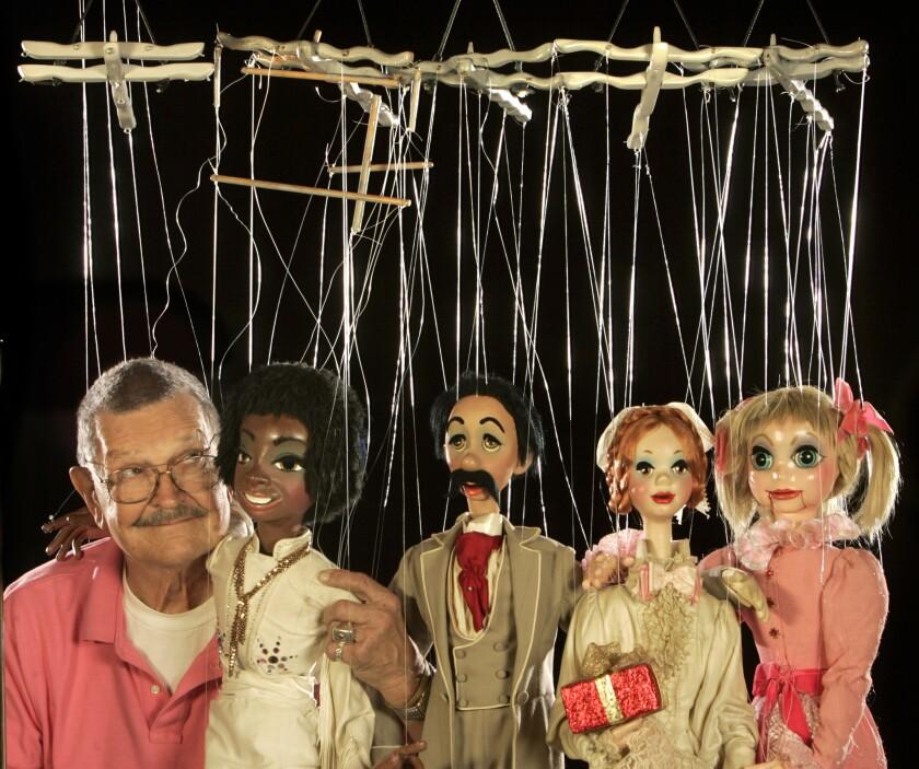 Obituary for puppeteer Bob Baker