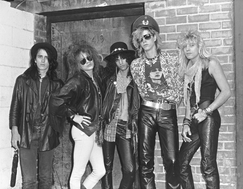 Two of the most powerful and angriest bands of 1980s' L.A., N.W.A and GNR, will reunite at Coachella